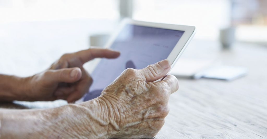 Elder-friendly technology is a growing market 21